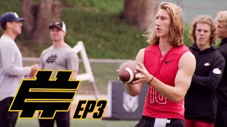 Download Top QB Prospects Compete in 7-On-7 to Make Final Case for a Spot on the Elite 11 | NFL Network Mp3 and Videos