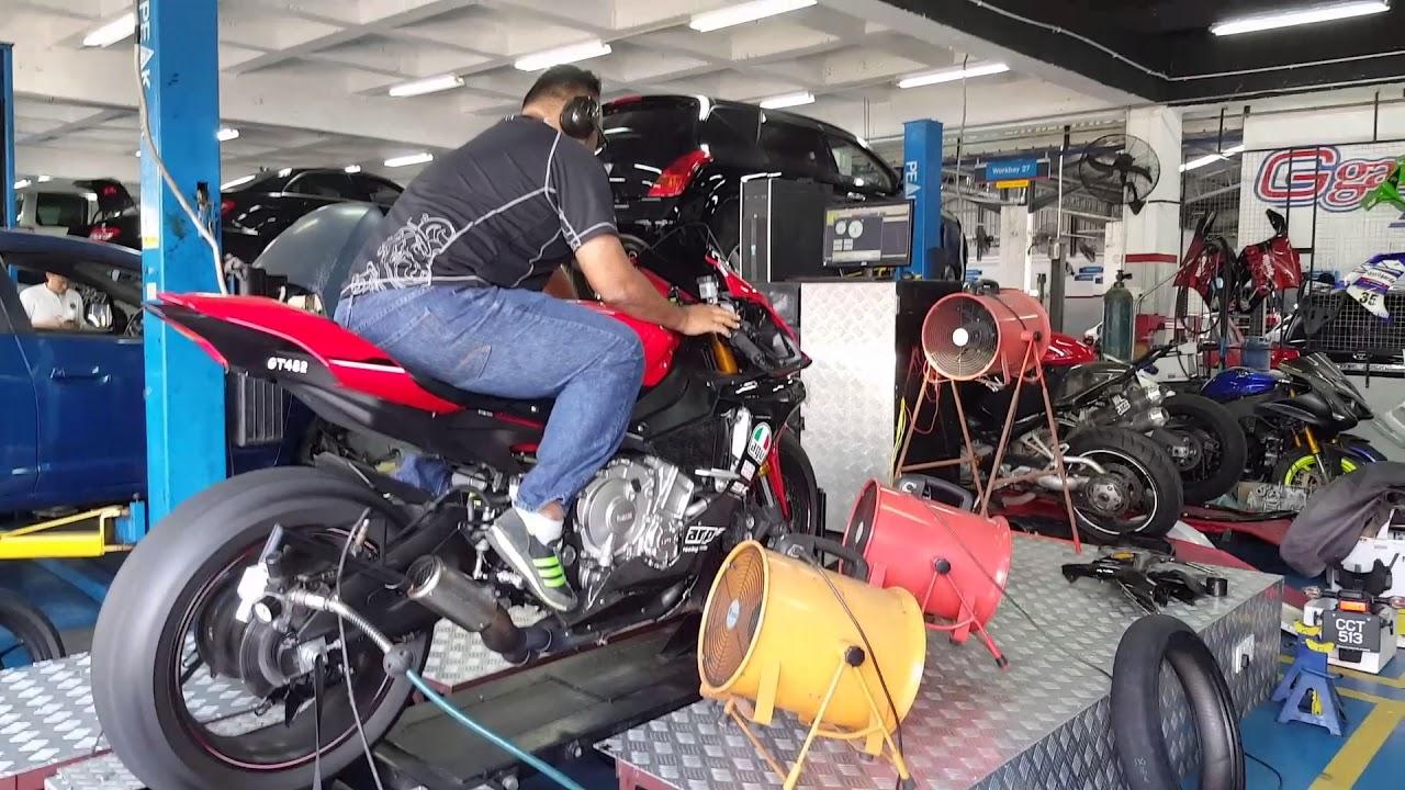 Yamaha R1 2015 Ecu Tuning
