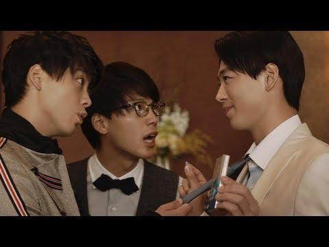 竹内涼真、一人三役でクセのある3兄弟に ロッテ『EATMINT』新CM「ミント3兄弟」篇&メイキング映像&インタビュー