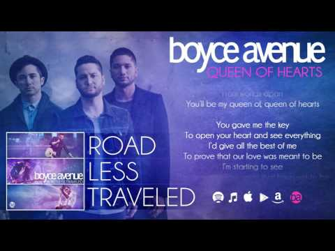 Music video Boyce Avenue - Queen of Hearts