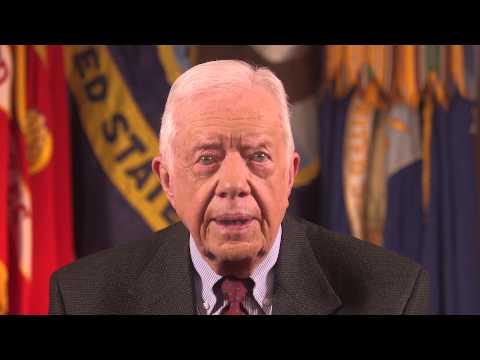 Humphrey Fellows Graduation - President Carter Address