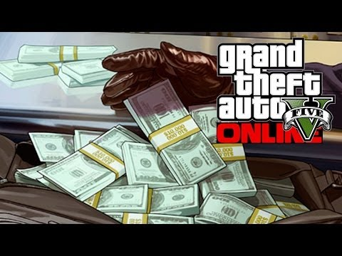 "GTA 5 Online - Free 500k with Rockstar's ""Stimulus Package""! (GTA V)"
