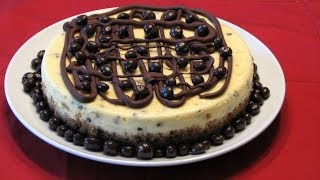 Chocolate Chip Tiramisu Cheesecake - Lynn's Recipes
