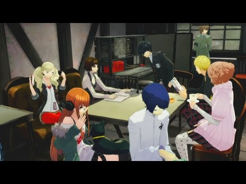 Persona 5: Memento's Quotes/Dialogue#4&5 of ???