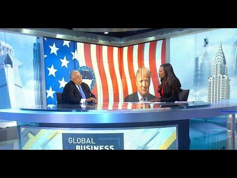 Steve Pruitt discusses Trump's cabinet