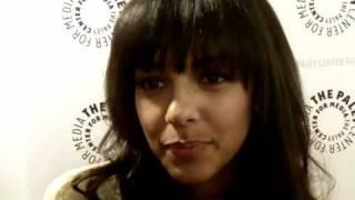 WHITE COLLAR's Marsha Thomason on casting her GF, NYC and London travel!