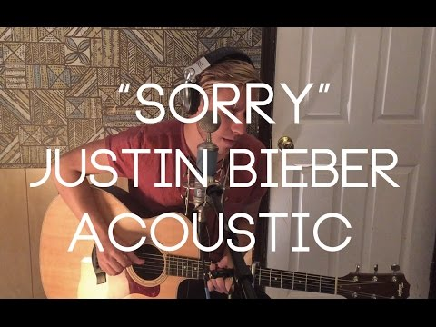 Sorry - Justin Bieber Acoustic Cover