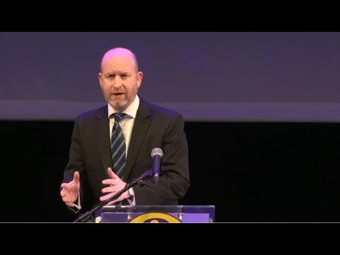 UKIP Regional Conference - Weymouth Pavilion - Paul Nuttall - 04/03/2017