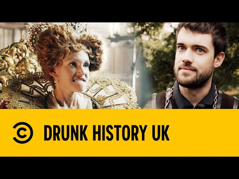 Jack Whitehall Is Sir Walter Raleigh | Drunk History