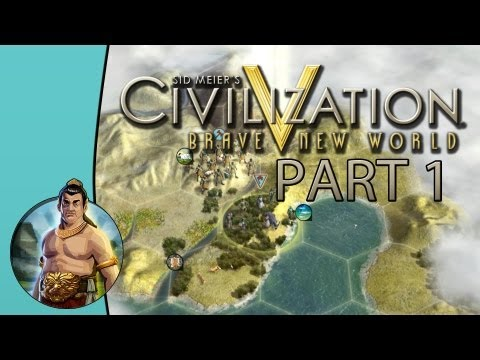 Let's Play Civilization 5: Brave New World - Indonesia - Part 1: This Is a Great Start