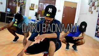 Daru Badnaam | Dance Cover | Choreography | Vivek sir