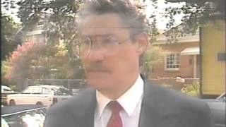 WDSU New Orleans 5 PM News Segment, 1985