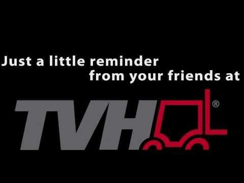 TVH Safety Reminder