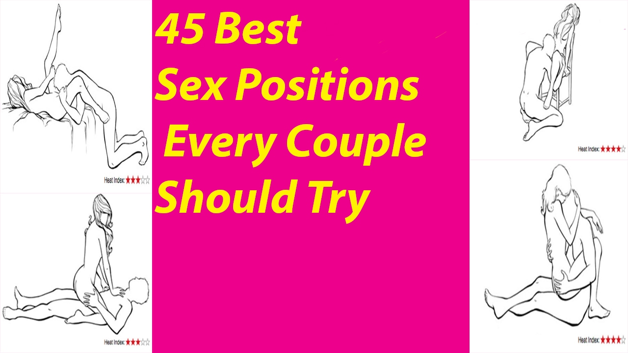 Best sex positions with pictures for couples