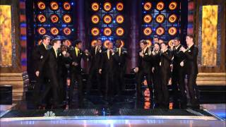 YellowJackets - The Sing-Off Exit Song - 10/31/2011