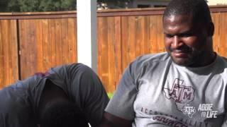 Texas A&M Football | Defensive Cookout