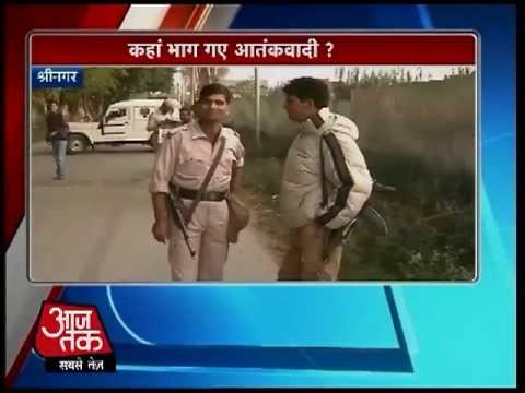 J&K: Encounter ends, terrorists may have escaped during dark hours