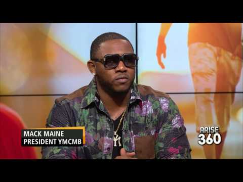 "CEO of ""YMCMB"" Mack Maine!"