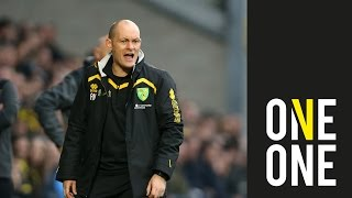 Repeat youtube video Norwich City v Ipswich Town: EXCLUSIVE Alex Neil Preview
