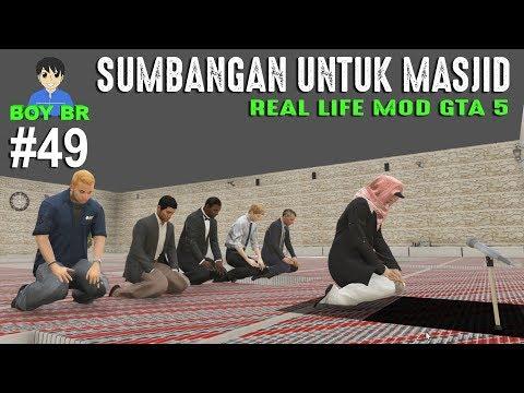 SULTAN JATUH CINTA - REAL LIFE Part 49 - GTA 5 MOD INDONESIA