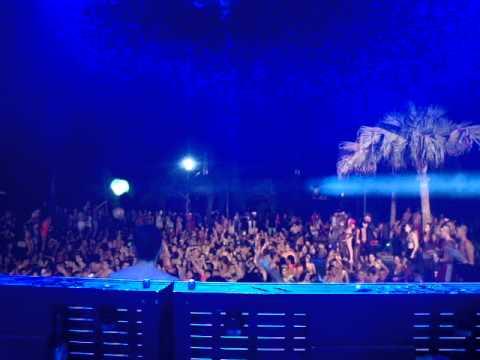 ANGEL MART LIVE PANAMA -- POOL PARTY Jun 2014