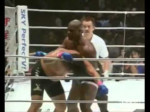 Best of Gary Goodridge