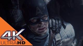 Спасение Капитана Америки ★ Первый Мститель (2011)