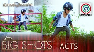 Little Big Shots Philippines: Jayden | Little Skateboarder