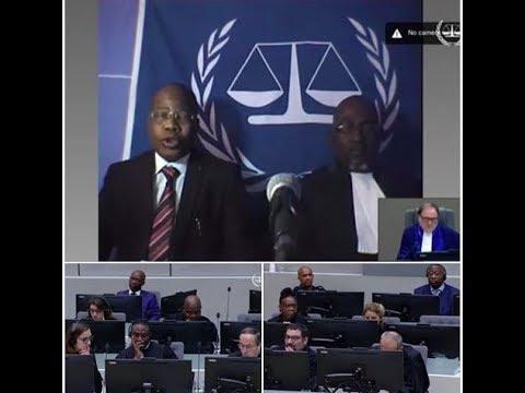 1ère P. CPI-7 Nov. 2017-Detho Letho: L'armée de terre a obéit à la requisition de Gbagbo