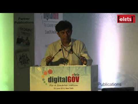 elets DigitalGov Summit'15 - Policy and Programs for Transformation to Digital India