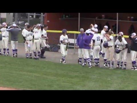 Greeley West vs Boulder 5A Conference Baseball