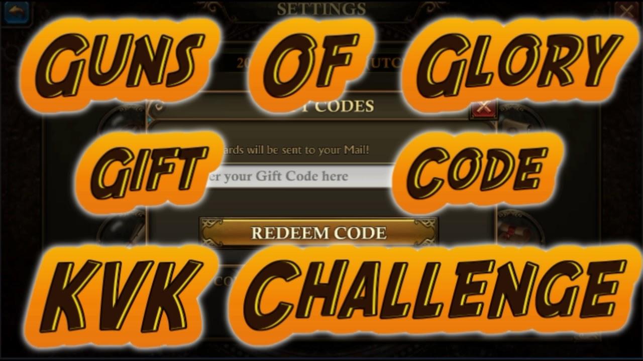 Code guns of glory 2019 | Guns of Glory Hack 2019 Free Gold