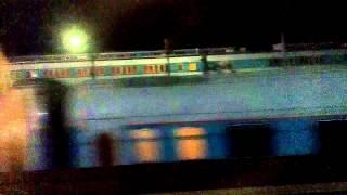 2015 | Вид из окна поезда 006А, Москва — Санкт-Петербург.  Отправление с Ленинградского вокзала.(, 2015-10-01T15:19:49.000Z)