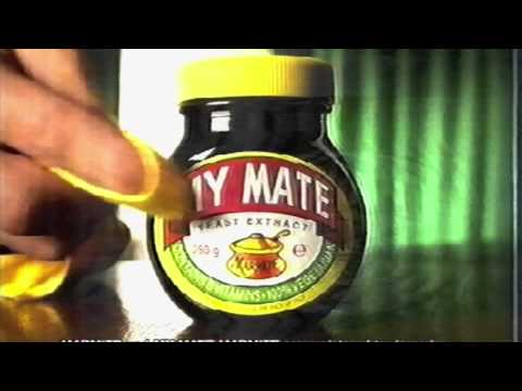 My Mate Marmite, I hate Marmite adverts channel 4 1997