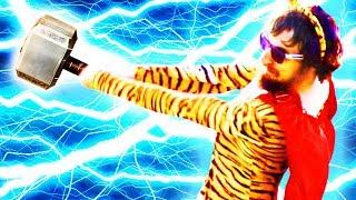 Katy Perry ROAR - THOR PARODY! (w/ Steve Kardynal)