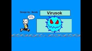 a vírusok és a fágok paraziták)
