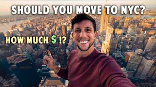 Living in NEW YORK CITY - What is it REALLY like?!