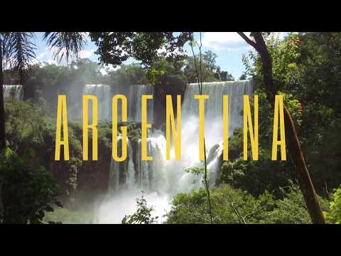 Amazing Nature Timelapse Travel in Argentina