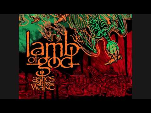 Lamb of God - Blood of the Scribe (Instrumental)