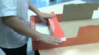 Pop-cardboard-display Assembly Video