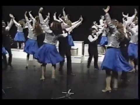 ETC Show Choir 91-92 Singin At The Summit