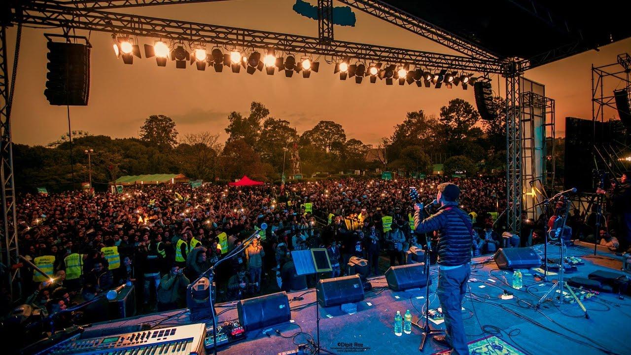 NEPAL MUSIC FESTIVAL 2016   Bipul Chettri & The Travelling Band