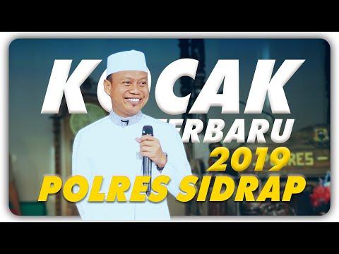 CERAMAH TERBARU POLRES SIDRAP NOVEMBER 2019 KOCAK LUCU PENUH MAKNA USTAD DAS'AD LATIF