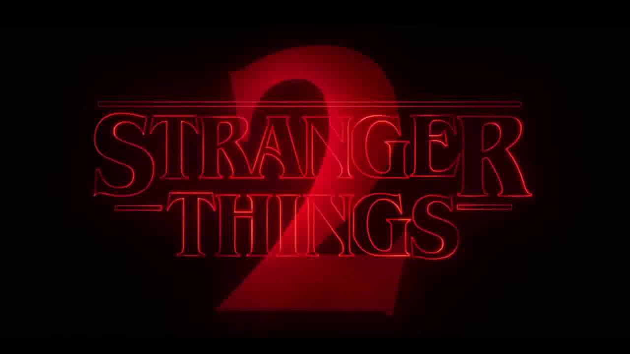 Stranger Things 2 Comic Con Trailer Music Hd Youtube