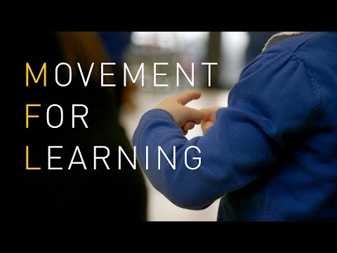 Daily movement programme can boost children's learning
