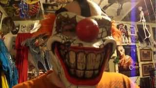 The sweet tooth mask -