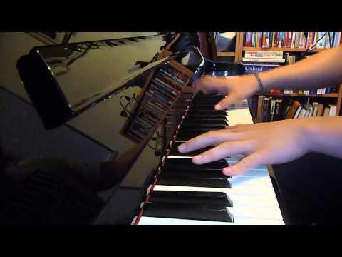 HALO 4--- ARRIVAL PIANO COVER !!!!!!