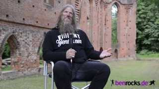 "AMON AMARTH Interview with JOHAN HEGG about ""Northmen - A Viking Saga"""