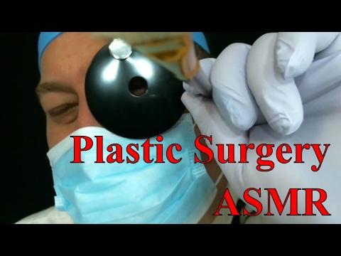 Plastic Surgery ASMR