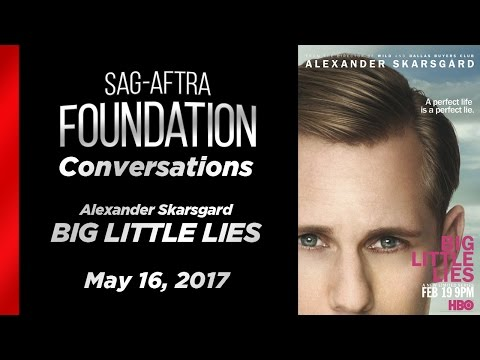 Conversations with Alexander Skarsgard of BIG LITTLE LIES